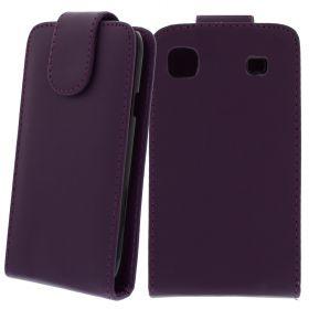 FLIP калъф за Samsung Galaxy S1 i9000 Purple (Nr 33)
