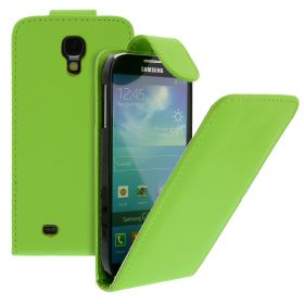 FLIP калъф за Samsung Galaxy S4 i9500 Green (Nr 30)