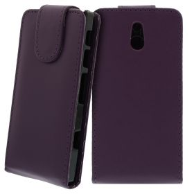 FLIP калъф за Samsung Galaxy S4 i9500 Purple (Nr 33)