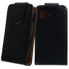 FLIP калъф за Samsung Galaxy Pocket Neo S5310 Black