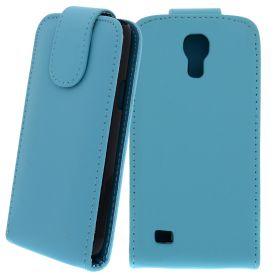 FLIP калъф за Samsung Galaxy S4 Mini i9190 Hell Blue(Nr 19)