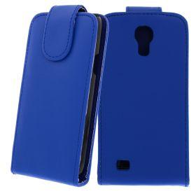FLIP калъф за Samsung Galaxy S4 Mini i9190 Dark Blue(Nr 11)