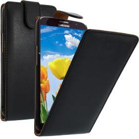 FLIP калъф за Samsung Galaxy Mega i9200 i9205 Black