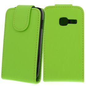 FLIP калъф за Samsung Galaxy Ace Duos GT-S6802 Green (Nr 30)