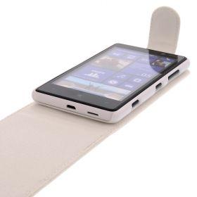 FLIP ????? ?? Nokia Lumia 820 White (Nr 15)