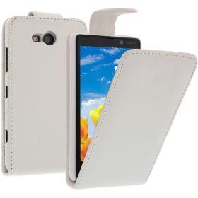 FLIP калъф за Nokia Lumia 820 White (Nr 15)
