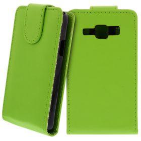 FLIP калъф за Samsung Galaxy Xcover GT-S5690 Green (Nr 30)