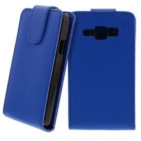 FLIP калъф за Samsung Galaxy Xcover GT-S5690 Dark Blue (Nr 19)