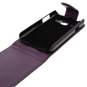FLIP калъф за Samsung Galaxy Xcover GT-S5690 Purple (Nr 33)