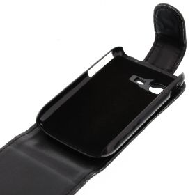 FLIP калъф за Samsung Galaxy Pocket GT-S5300 Black
