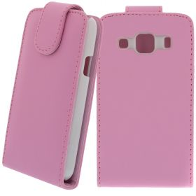 FLIP калъф за Samsung Galaxy Xcover GT-S5690 Pink (Nr 13)