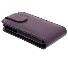 FLIP калъф за Samsung Galaxy Pocket GT-S5300 Purple (Nr 33)