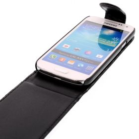 FLIP калъф за Samsung Galaxy S4 Mini i9190 Black