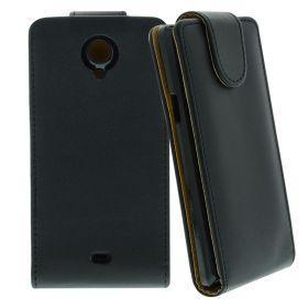 FLIP калъф за Sony Xperia T Black