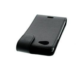 FLIP калъф за Sony Xperia J Black