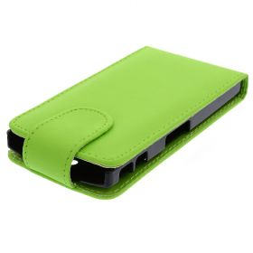 FLIP калъф за Sony Xperia P Green (Nr 30)