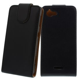 FLIP калъф за Sony Xperia L Black