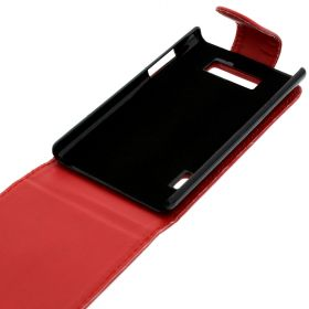 FLIP калъф за LG P700 Optimus L7 Red (Nr 7)