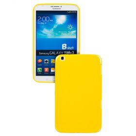 "Силиконов кейс за Samsung Galaxy Tab 3-8""  T3100 Yellow+SP"