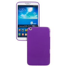 "Силиконов кейс за Samsung Galaxy Tab 3-8""  T3100 Purple+SP"