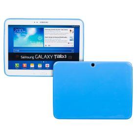 Силиконов кейс за Samsung Galaxy Tab3-10,1''P5200 Blue+SP