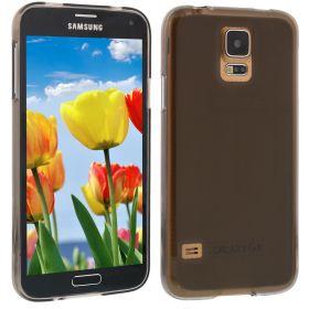 Силиконов кейс за Samsung galaxy S5/i9600 black