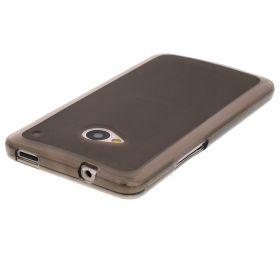 Силиконов кейс за HTC One M7 Black