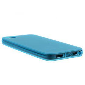 Силиконов кейс за iPhone 5S 5G Light Blue
