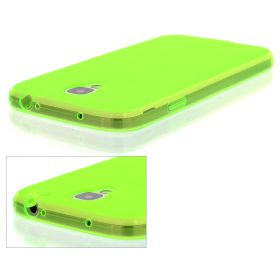 Силиконов кейс за Samsung Galaxy S4 i9500 Green