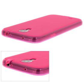 Силиконов кейс за Samsung Galaxy S4 i9500 Fuchsia