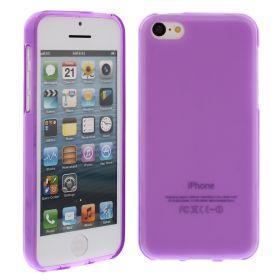 Силиконов кейс за iPhone 5C Purple