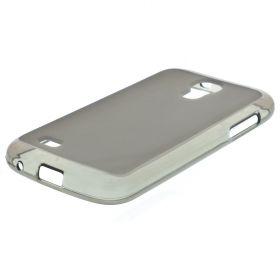 Силиконов кейс за Samsung Galaxy S4 mini-black