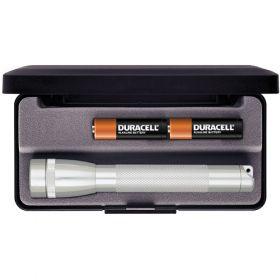 Мини фенер Maglite - 2 AA - сребрист