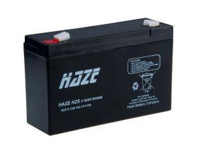 Оловна батерия HAZE 6V / 12AH