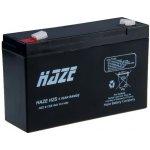 Оловна батерия HAZE 6V / 10AH