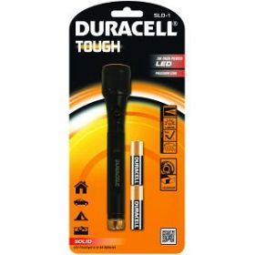 Фенер Duracell Tough Solid SLD-1 + 2xAA