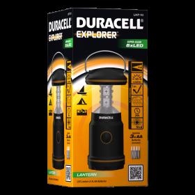 Фенер Duracell Explorer Lantern LNT-10 + 3xAAA