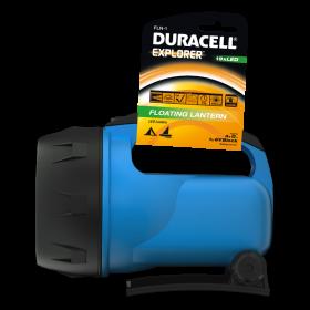 Фенер Duracell Explorer Lantern FLN-1 син - без батерии (4xD или 1x6V)