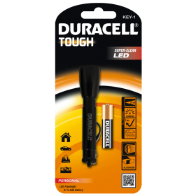 Фенер Duracell Tough Keylight KEY-1 + 1xAAA