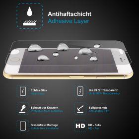 Стъклен протектор за iPhone 6 plus 5,5 0.30mm