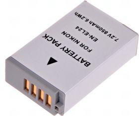 Батерия за Nikon EN-EL24,850mAh