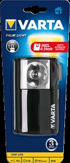 Фенер Varta 16645 Palm Light + 3R12