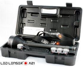 Фенер LED LENSER 8408-R X7R