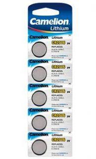 Литиева батерия Camelion CR2016 BL5