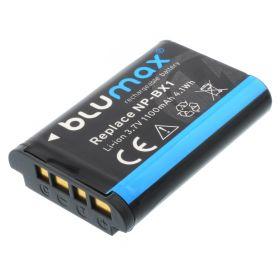 Blumax батерия за Sony NP-BX1 1100 mAh Li-lon