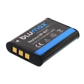 Blumax батерия за Sony NP-BY1 Li-ion 620mAh