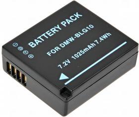 Батерия за Panasonic DMW-BLG10,DMW-BLG10E,BP-DC15,1025mAh