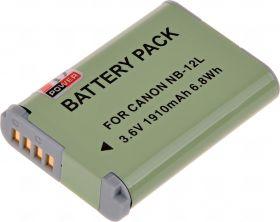 Батерия за фотоапарат NB-12L, 1910 mAh