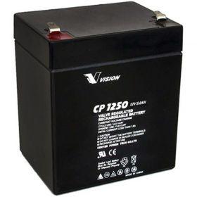 Оловна батерия VISION 12V - 5AH