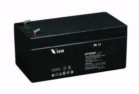 Оловна батерия VISION 12V - 3.2AH